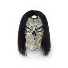 DARKSIDERS 2 DEATH LATEX MASCHERA MASK NECA