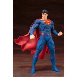 DC UNIVERSE - SUPERMAN REBIRTH ARTFX+STATUE 20CM FIGURE
