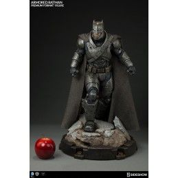 BATMAN V SUPERMAN ARMORED BATMAN PREMIUM FORMAT STATUE FIGURE