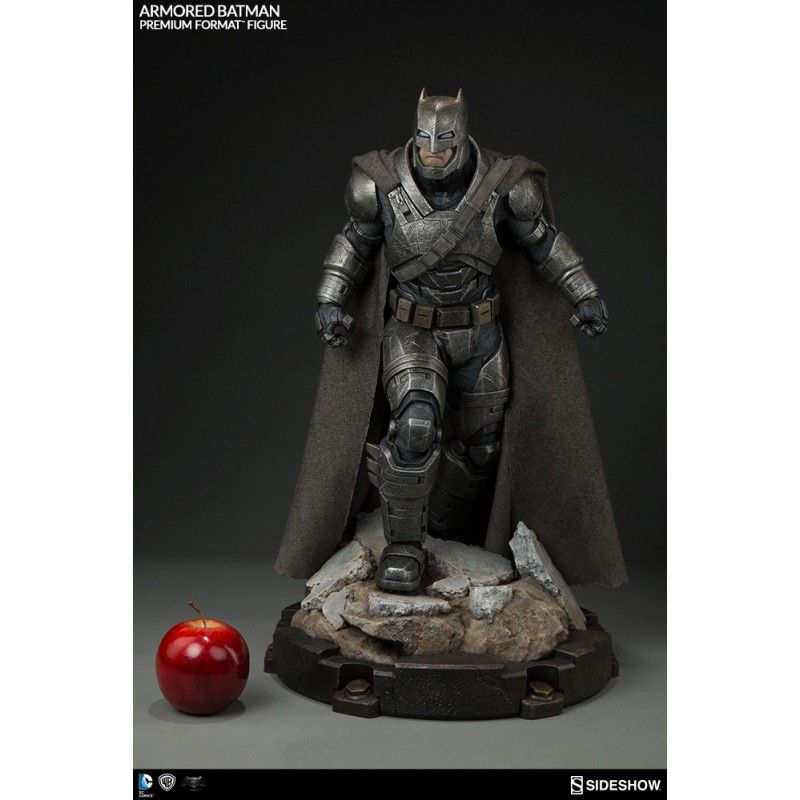 BATMAN V SUPERMAN ARMORED BATMAN PREMIUM FORMAT STATUE FIGURE SIDESHOW