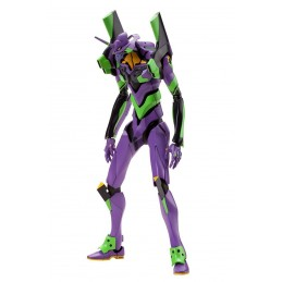 NEON GENESIS EVANGELION EVA 01 TEST TYPE MODEL KIT ACTION FIGURE