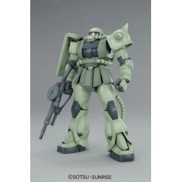 MASTER GRADE MG MS-06 ZAKU II VER 2.0 1/100 MODEL KIT ACTION FIGURE BANDAI