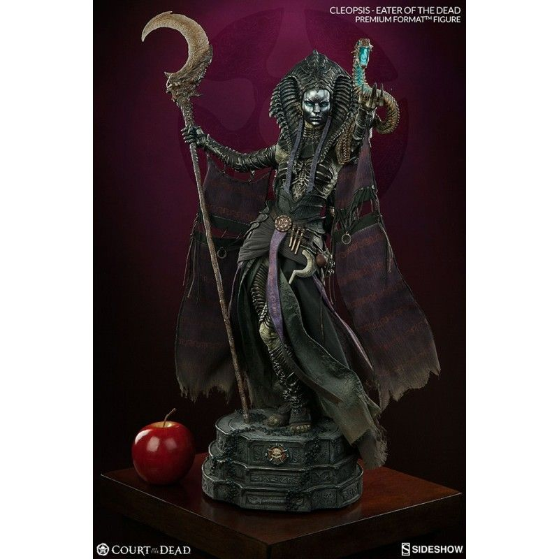 CLEOPSIS EATER OF THE DEAD PREMIUM FORMAT STATUE 61 CM FIGURE SIDESHOW