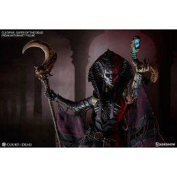 CLEOPSIS EATER OF THE DEAD PREMIUM FORMAT STATUE 61 CM FIGURE SIDESHOW
