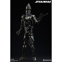 STAR WARS IG-88 EXCLUSIVE EDITION SIXTH SCALE ACTION FIGURE 35 CM SIDESHOW