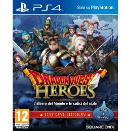 DRAGON QUEST HEORES PS4 NUOVO ITALIANO