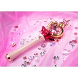 SAILOR MOON - PINK MOON STICK PROPLICA REPLICA