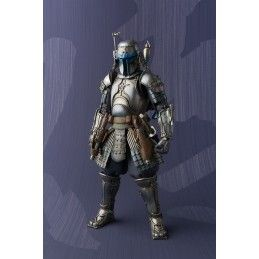 STAR WARS JANGO FETT RONIN SAMURAI ACTION FIGURE