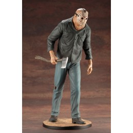 FRIDAY THE 13TH PART III 3 - JASON VOORHEES ARTFX STATUE FIGURE