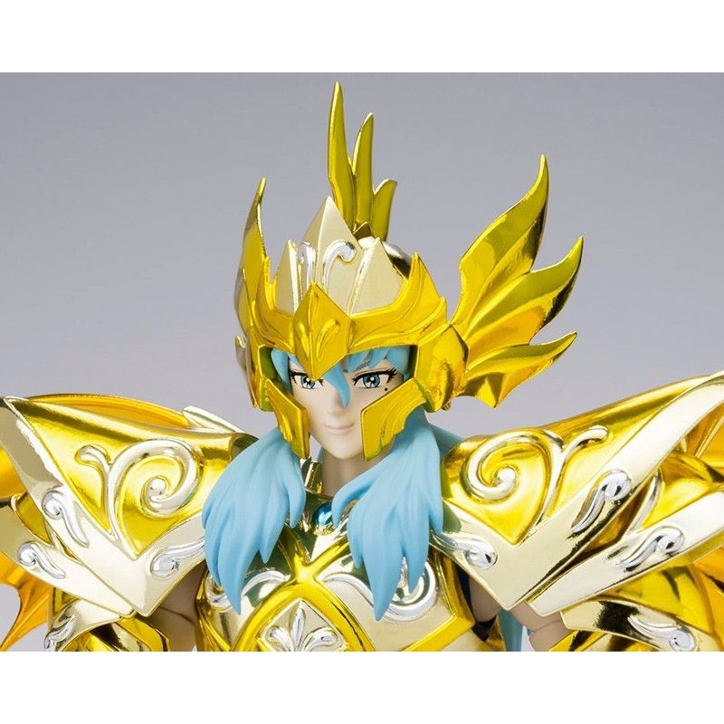 SAINT SEIYA MYTH CLOTH EX SOUL OF GOLD APHRODITE PISCES PESCI GOLD CLOTH ACTION FIGURE BANDAI