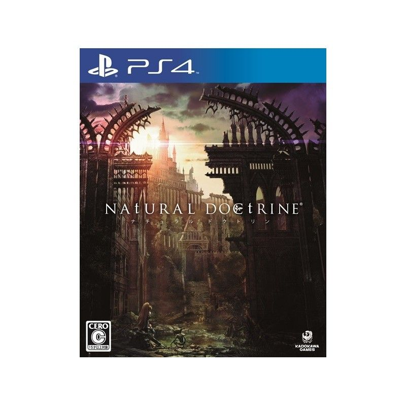 NATURAL DOCTRINE PS4 NUOVO ITALIANO