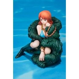 ONE PIECE 20TH ANNIVERSARY DIORAMA - NAMI FIGUARTS ZERO ACTION FIGURE
