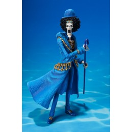 ONE PIECE 20TH ANNIVERSARY DIORAMA - BROOK FIGUARTS ZERO ACTION FIGURE