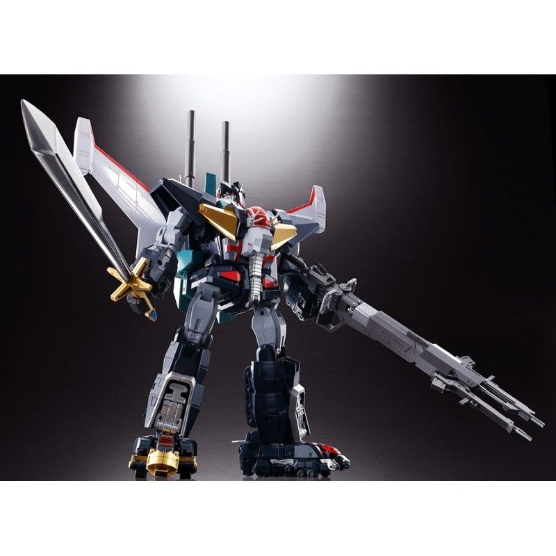 SOUL OF CHOGOKIN GX-13R DANKOUGA RENEWAL ACTION FIGURE