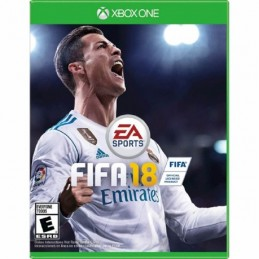 FIFA 18 XBOX ONE NUOVO ITALIANO