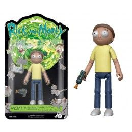 RICK AND MORTY - MORTY 13 CM ACTION FIGURE FUNKO