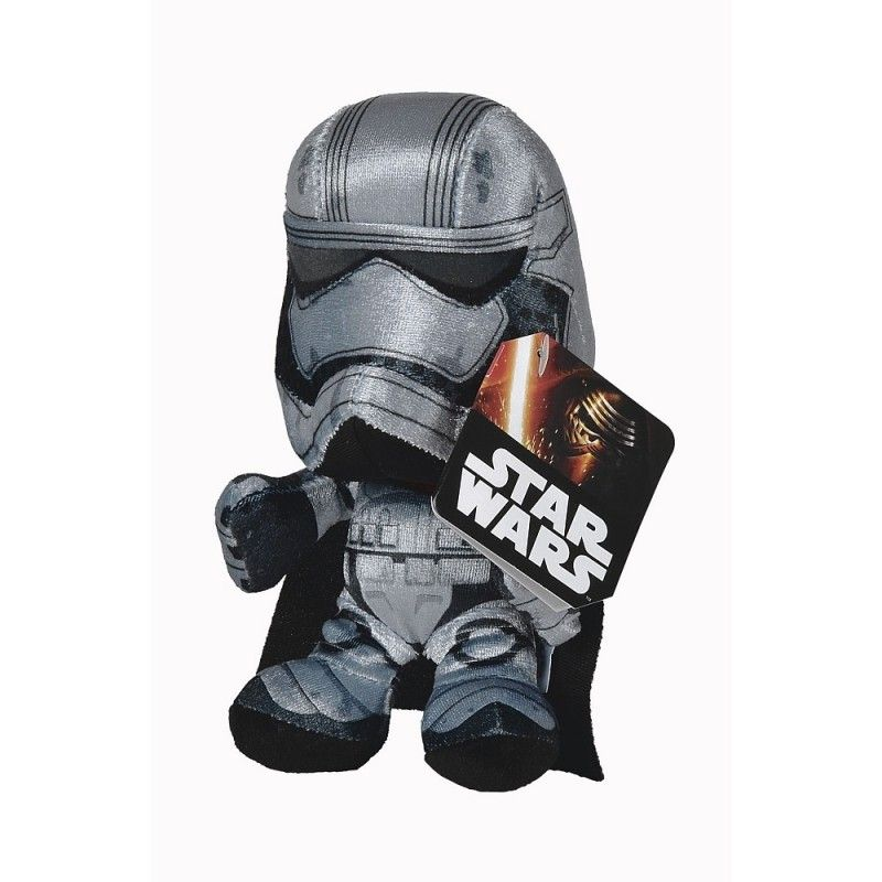 STAR WARS PUPAZZO PELUCHE PHASMA 17CM PLUSH FIGURE