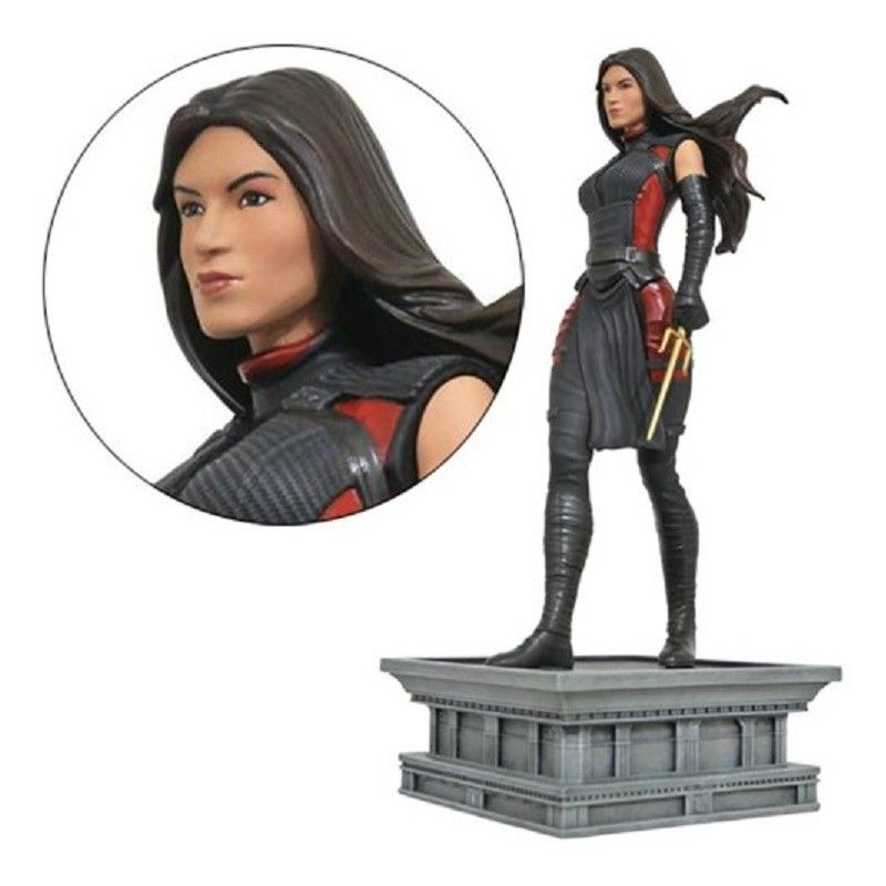 MARVEL GALLERY NETFLIX DAREDEVIL - ELEKTRA FIGURE STATUE DIAMOND SELECT