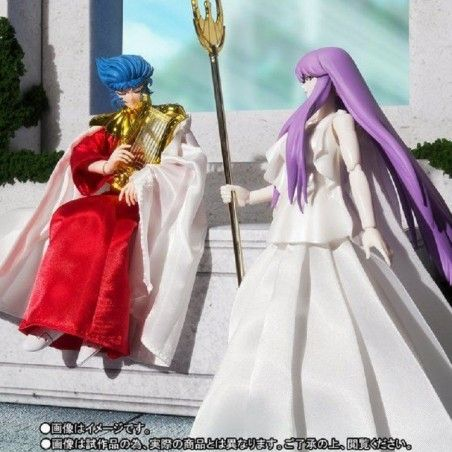 SAINT SEIYA MYTH CLOTH EX ABEL SUN GOD AND ATHENA ACTION FIGURE