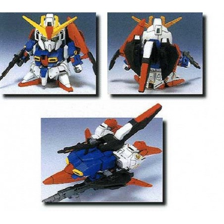 LEGEND BB GUNDAM Z 10 CM MODEL KIT ACTION FIGURE