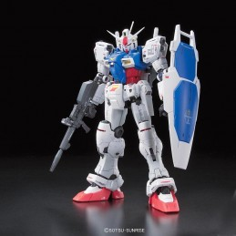 REAL GRADE RG GUNDAM RX-78 GP01 ZEPHYRANTHES 1/144 MODEL KIT ACTION FIGURE BANDAI