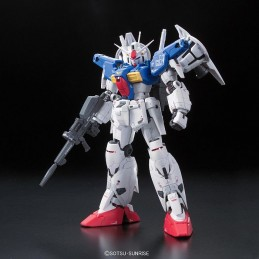 REAL GRADE RG GUNDAM RX-78 GP01-FB FULL BURNERN 1/144 MODEL KIT ACTION FIGURE BANDAI