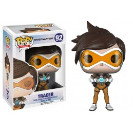 FUNKO POP! OVERWATCH - TRACER BOBBLE HEAD KNOCKER FIGURE