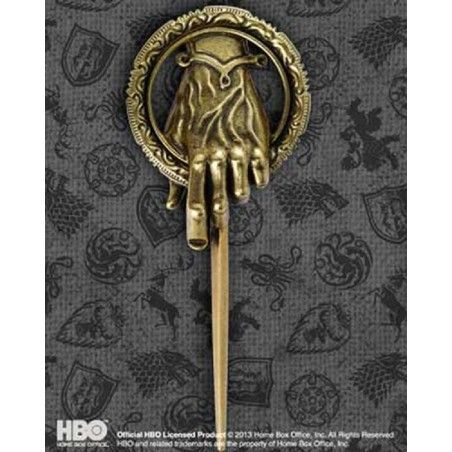 GAME OF THRONES HAND OF KING SPILLA PRIMO CAVALIERE REPLICA