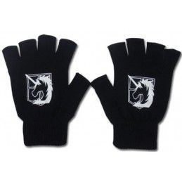 GE ANIMATION ATTACK ON TITAN MILITARY POLICE GLOVE GUANTI