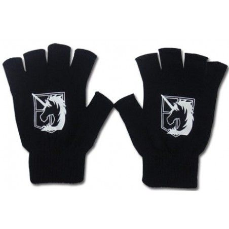 ATTACK ON TITAN MILITARY POLICE GLOVE GUANTI