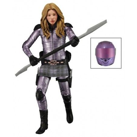 KICK ASS 2 SERIE 2 HIT GIRL ACTION FIGURE