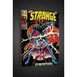 DR. STRANGE STAMPA SU TELA CANVAS 40 X 60 CM FOR WALLS