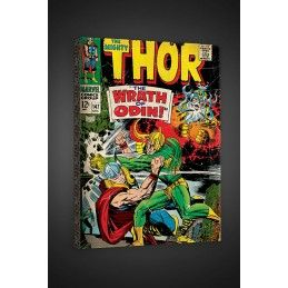 THOR CLASSIC STAMPA SU TELA CANVAS 40 X 60 CM FOR WALLS
