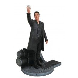 DARK TOWER GALLERY - MAN IN BLACK 25CM PVC FIGURE STATUE DIAMOND SELECT
