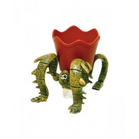 STUDIO GHIBLI LAPUTA ROBOT POT VASO RESIN FIGURE