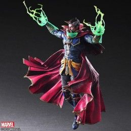 DOCTOR STRANGE VARIANT PLAY ARTS KAI PAK ACTION FIGURE