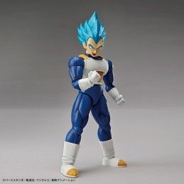 DRAGON BALL SUPER - RISE SUPER SAIYAN GOD VEGETA MODEL KIT FIGURE BANDAI