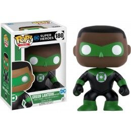 FUNKO POP! DC COMICS - GREEN LANTERN BOBBLE HEAD KNOCKER FIGURE