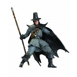 RETURN OF BRUCE WAYNE BATMAN WITCH HUNTER ACTION FIGURE DC COLLECTIBLES
