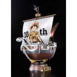 BANDAI ONE PIECE 20TH ANN. GOING MERRY PREMIUM DIE CAST