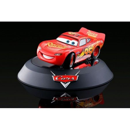 CARS SAETTA LIGHTNING MCQUEEN CHOGOKIN ACTION FIGURE