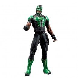 JUSTICE LEAGUE NEW 52 GREEN LANTERN SIMON BAZ ACTION FIGURE
