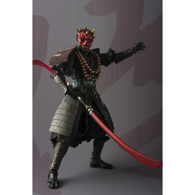 BANDAI STAR WARS DARTH MAUL SOHEI SAMURAI ACTION FIGURE