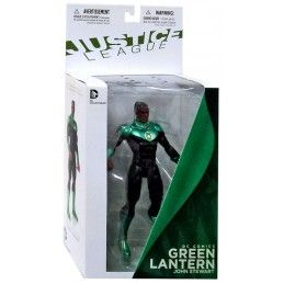 DC COLLECTIBLES THE NEW 52 GREEN LANTERN JOHN STEWART ACTION FIGURE