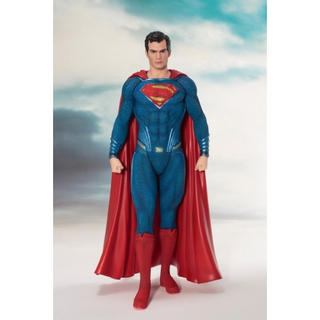 JUSTICE LEAGUE - SUPERMAN ARTFX+ STATUE 20CM FIGURE