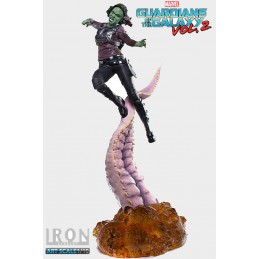 GUARDIANS OF THE GALAXY VOL.2 GAMORA FIGURE STATUE IRON STUDIOS