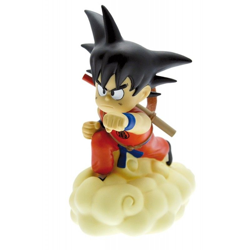 DRAGON BALL SON GOKU BANK SALVADANAIO FIGURE PLASTOY