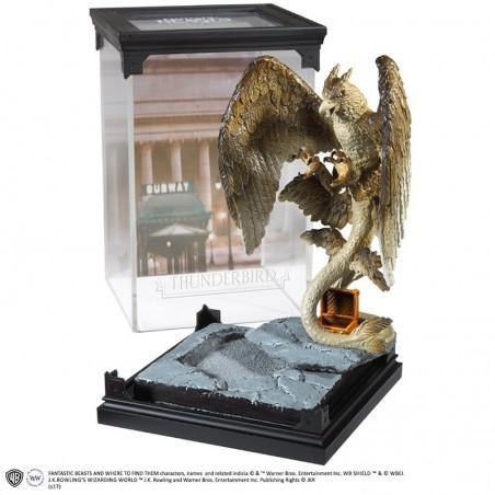 FANTASTIC BEAST MAGICAL CREATURES - THUNDERBIRD STATUA FIGURE
