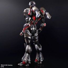 DC COMICS CYBORG LIMITED VARIANT PLAY ARTS KAI PAK ACTION FIGURE