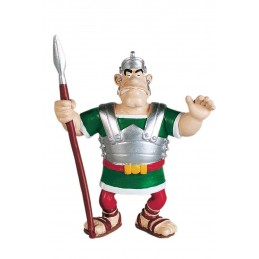 ASTERIX - ROMAN LEGIONARY WITH SPEAR PVC FIGURE MINI STATUE